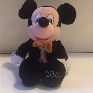 Mickey Mouse 🤵 Bean Bag Toy